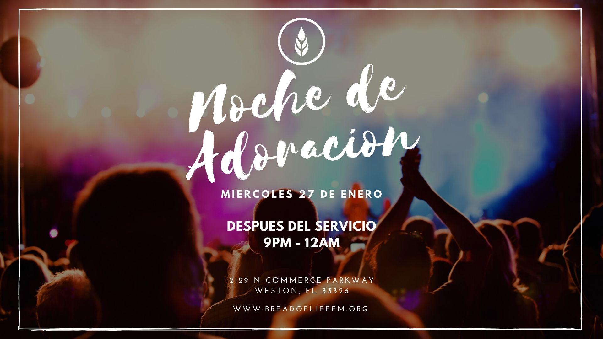 worship announcement